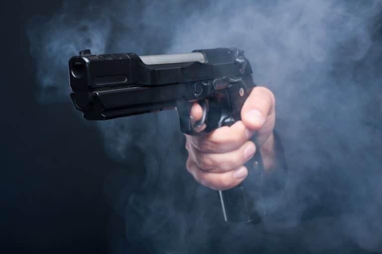 Badania psychologiczne na broń